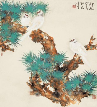 Chinese Painting - Xiao Lang 11 traditional China