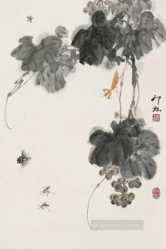 Chinese Painting - Xiao Lang 13 traditional China