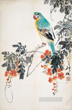 Chinese Painting - Xiao Lang 3 traditional China