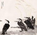 Xu Beihong birds traditional China
