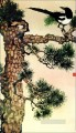 Xu Beihong pie on branch 2 traditional China