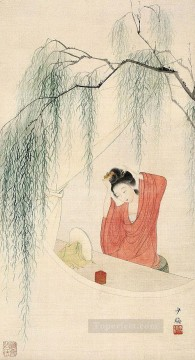 Chen shaomei traditional China Oil Paintings