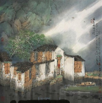 Ru Feng South China 2 Oil Paintings