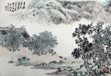 Wu yangmu 6 old Chinese Oil Paintings