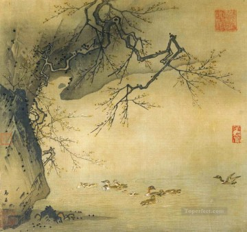 Mayuan spring old Chinese Oil Paintings