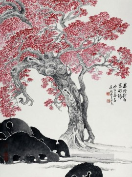 Chinese Painting - Wu yangmu 12 antique Chinese