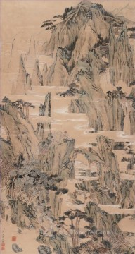 Traditional Chinese Art Painting - Xiong bingzhen fengshui antique Chinese
