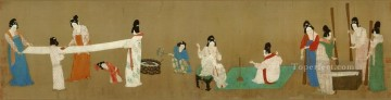 Traditional Chinese Art Painting - zhangxuan antique Chinese