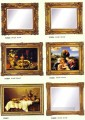 frcn005 corner flower oil painting frame