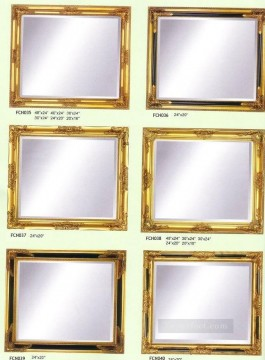 frcn007 corner flower oil painting frame Oil Paintings