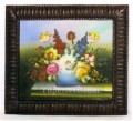 MM80 H01 42406 picture frame metal mirror frame