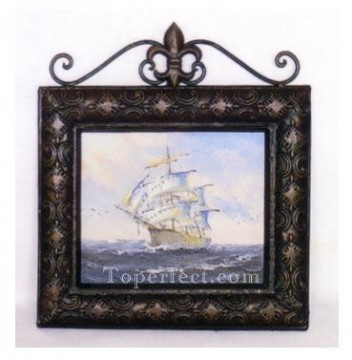 Mirror Painting - MM80 H01 42407 picture frame metal mirror frame