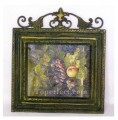 MM80 H01 42409 picture frame metal mirror frame