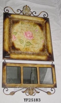 Mirror Painting - sm97 YF25183 picture frame metal mirror frame