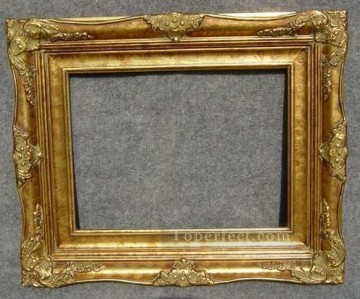 WB 117 antique oil painting frame corner Oil Paintings