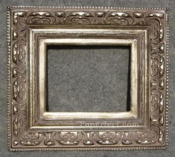 WB 142B antique oil painting frame corner Oil Paintings