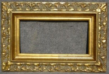 WB 196 antique oil painting frame corner Oil Paintings