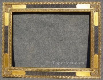 WB 22 antique oil painting frame corner Oil Paintings