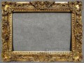 WB 225 antique oil painting frame corner