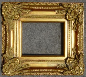 WB 228 antique oil painting frame corner Oil Paintings