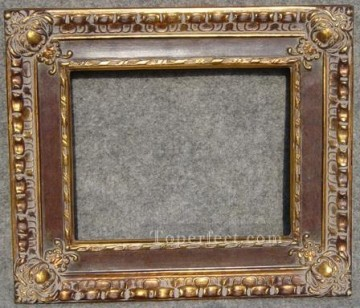 Antique Corner Frame Painting - WB 238 antique oil painting frame corner