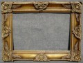 WB 247 antique oil painting frame corner