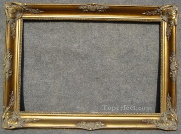 Antique Corner Frame Painting - WB 262X antique oil painting frame corner