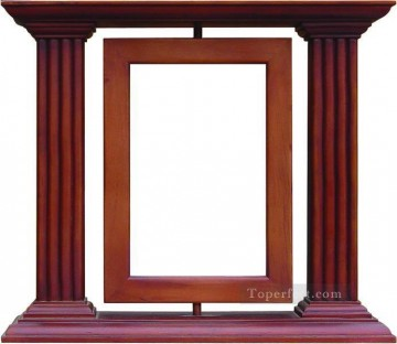 Frame Painting - Pwf003 pure wood painting frame