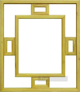 Frame Painting - Pwf006 pure wood painting frame