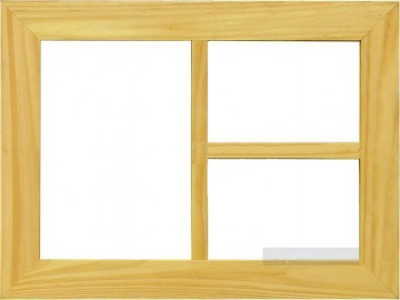 Frame Painting - Pwf008 pure wood painting frame