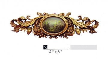SM106 SY 116 resin frame oil painting frame photo Oil Paintings