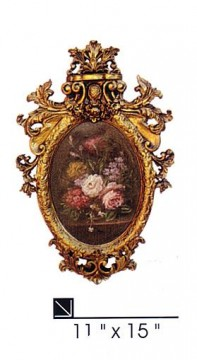 Frame Painting - SM106 SY 125 resin frame oil painting frame photo