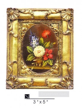 Frame Painting - SM106 SY 2001 resin frame oil painting frame photo
