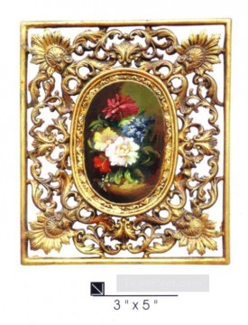 Frame Painting - SM106 SY 2002 resin frame oil painting frame photo