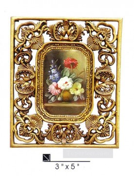 Frame Painting - SM106 SY 2003 resin frame oil painting frame photo