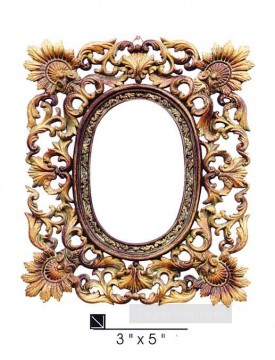 Frame Painting - SM106 SY 2005 resin frame oil painting frame photo