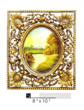 Frame Painting - SM106 SY 2006 resin frame oil painting frame photo