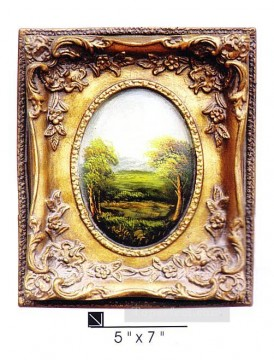 Frame Painting - SM106 SY 2012 resin frame oil painting frame photo