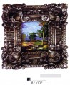 SM106 SY 2019 1 resin frame oil painting frame photo