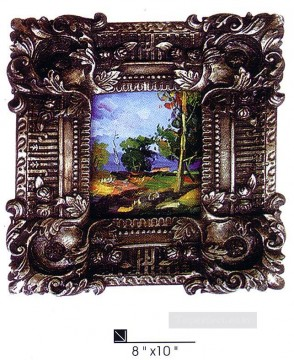 Frame Painting - SM106 SY 2019 1 resin frame oil painting frame photo