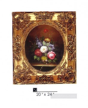 Frame Painting - SM106 SY 2022 resin frame oil painting frame photo