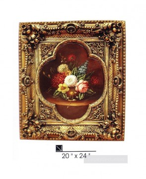 Frame Painting - SM106 SY 2024 resin frame oil painting frame photo