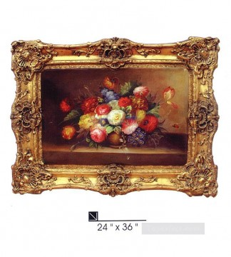 Frame Painting - SM106 SY 2025 resin frame oil painting frame photo