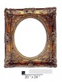 SM106 SY 3001 2 resin frame oil painting frame photo