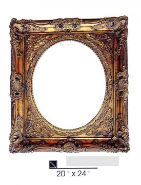 Frame Painting - SM106 SY 3001 2 resin frame oil painting frame photo