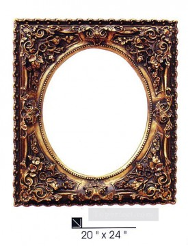 Frame Painting - SM106 SY 3003 resin frame oil painting frame photo