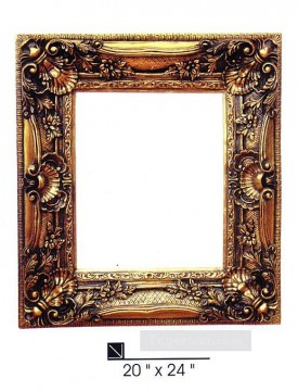 Frame Painting - SM106 SY 3004 resin frame oil painting frame photo