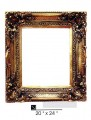 SM106 SY 3005 resin frame oil painting frame photo