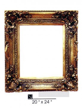 Frame Painting - SM106 SY 3005 resin frame oil painting frame photo