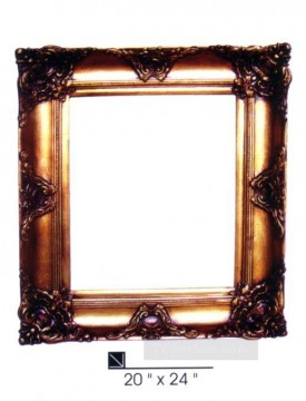 Frame Painting - SM106 SY 3006 resin frame oil painting frame photo
